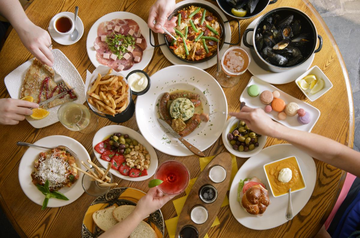Introduce Your Palate To A Variety Of Delicious Culinary Styles From Around The Globe All Within Few Short Blocks At Restaurants In Carlisle Pa