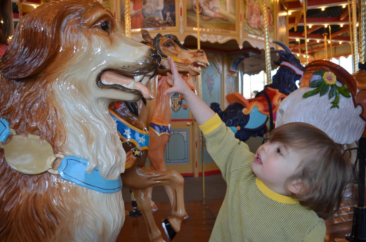 A discerning critic takes a close look at the Carousel at Pottstown