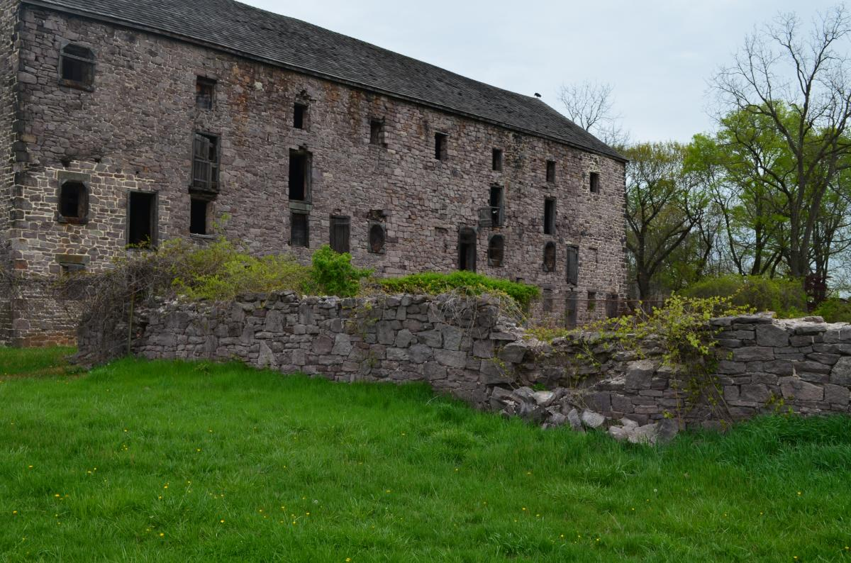 Remains of early agriculture and industry can be found throughout the grounds at Pawling Farm