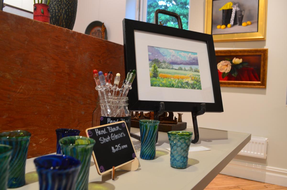 Exhibit B Gallery in Souderton