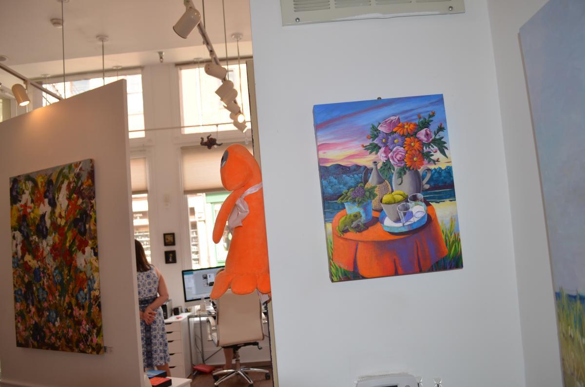 The Bluestone Gallery