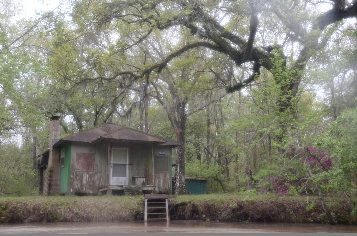 Bayou Vermilion Excursion: Camp Along The Banks