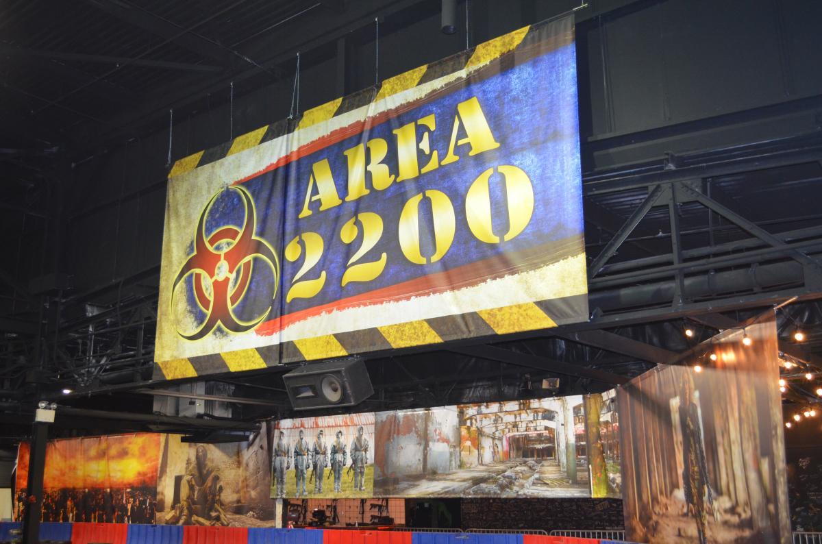 Area 2200