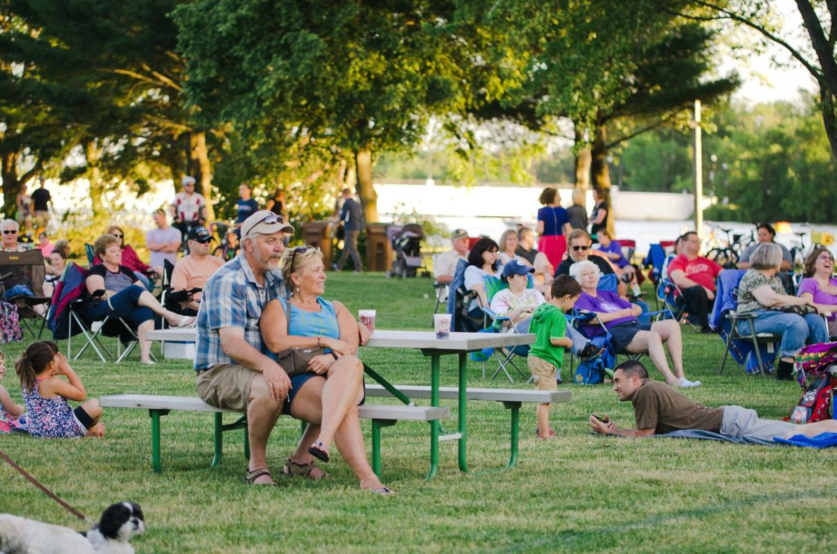 LevittAMP Stevens Point Music Series brought live music to the region for 12 free concerts