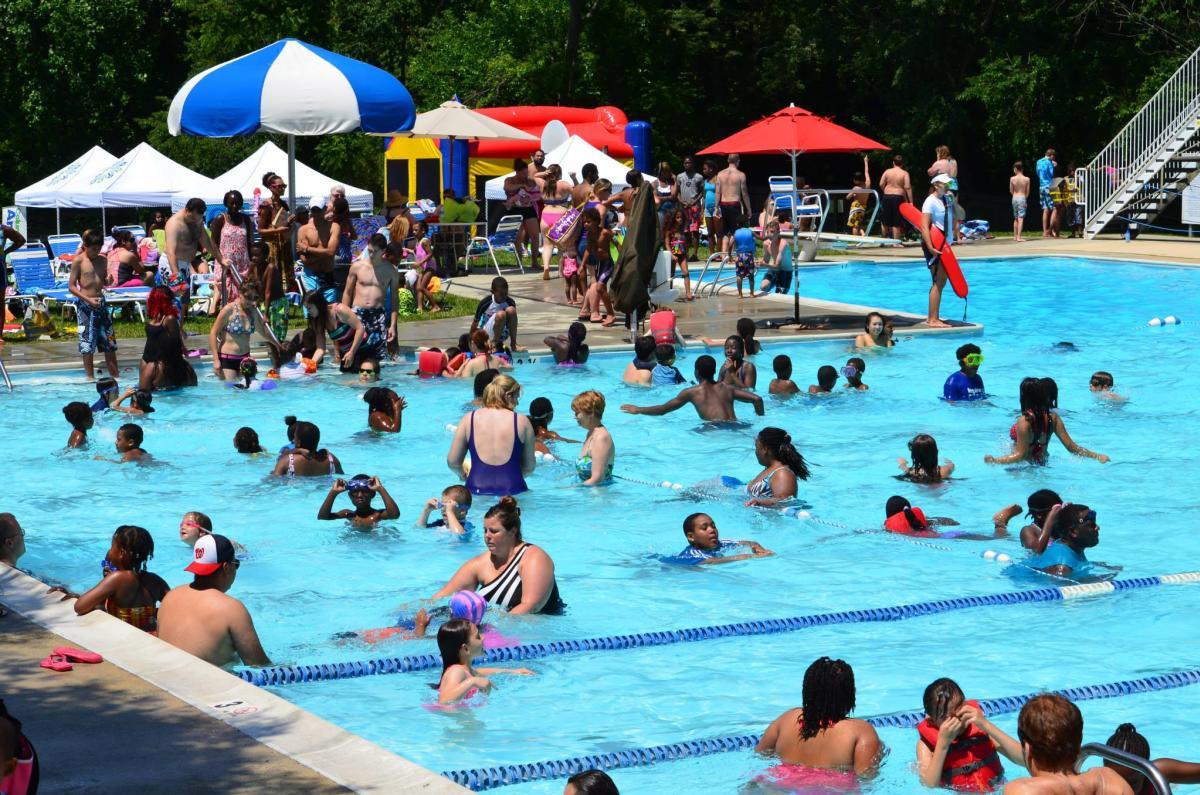 Columbia Association Pool