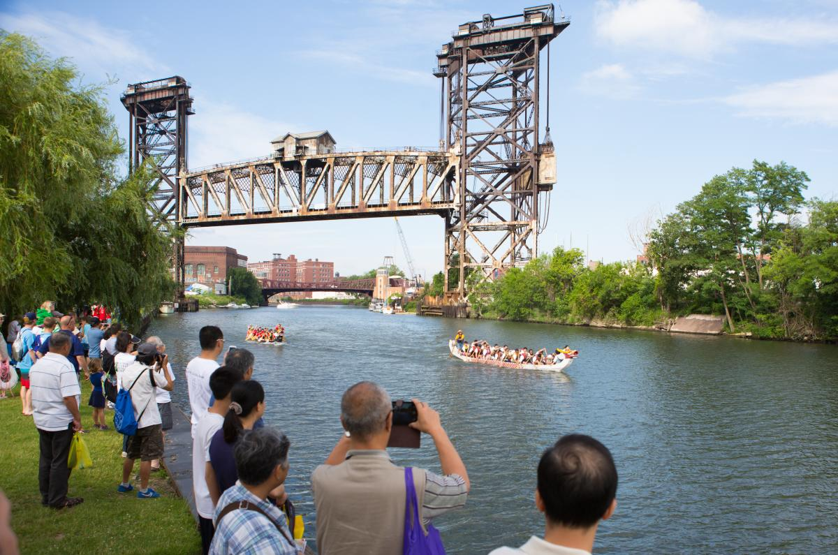 Chinatown Dragon Boat Race Chicago