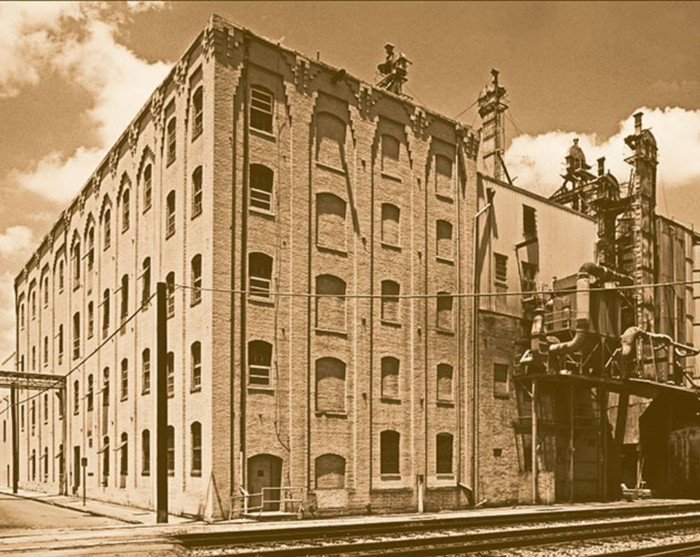 White Lily Factory courtesy of Knoxville History Project