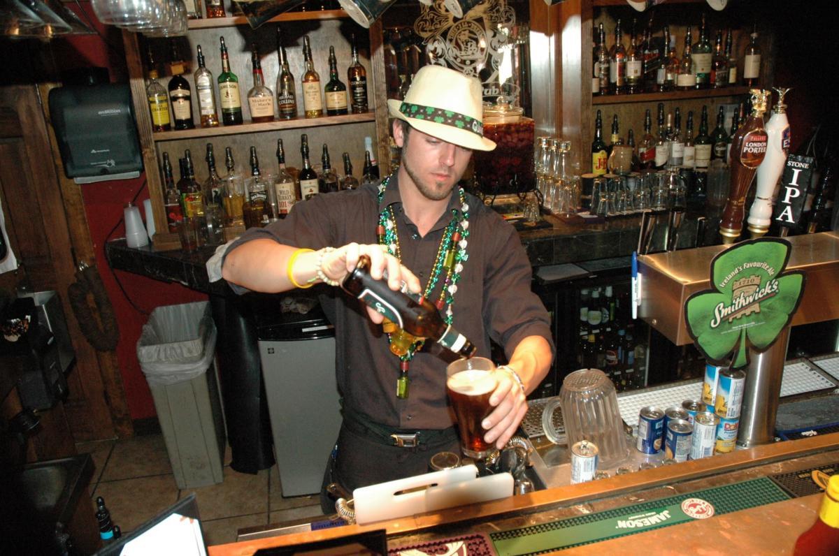 St. Patrick's Day - MacFarlane's Celtic Pub   Lake Charles, La