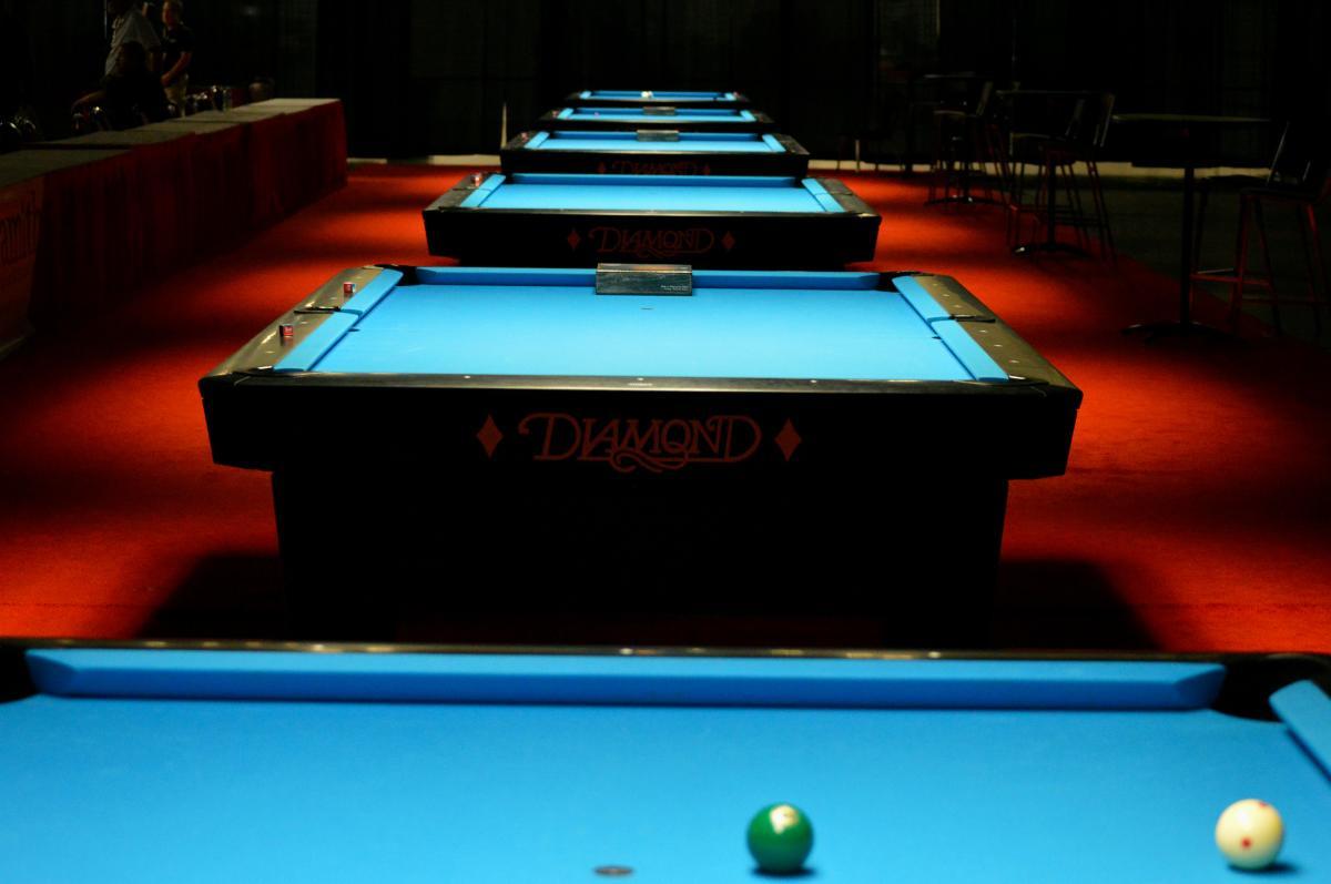 Super Billiards Expo