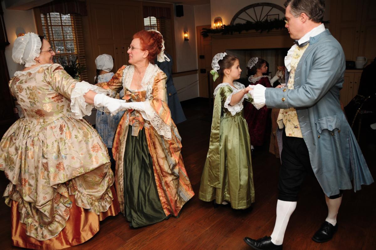 Pottsgrove Manor Candlelight Tour