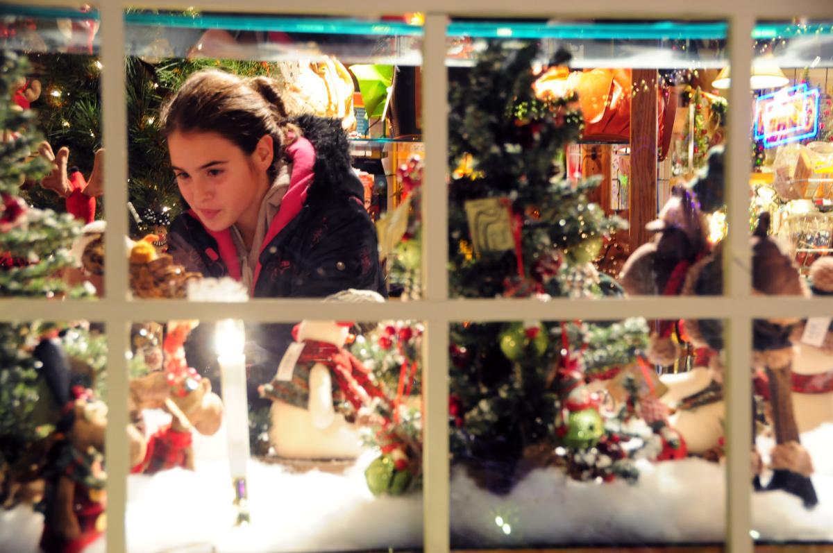 Shopping in Skippack