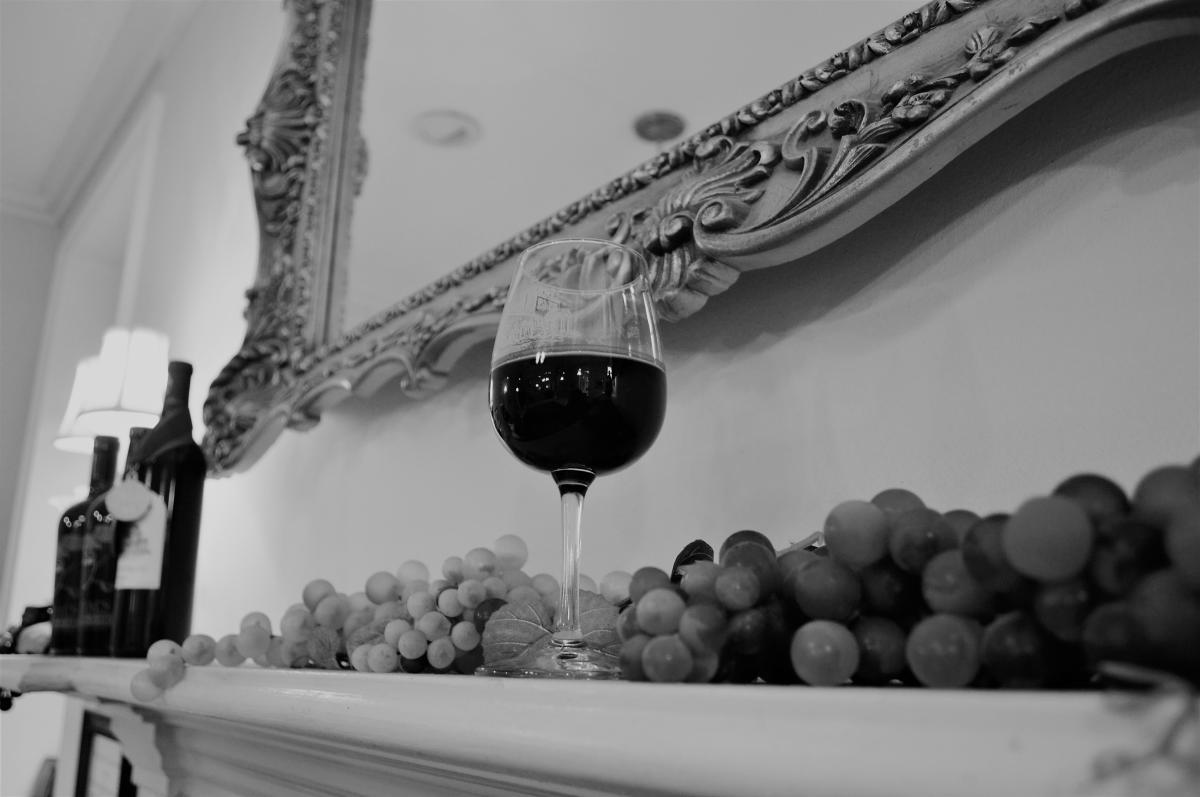 Winery at La Grange