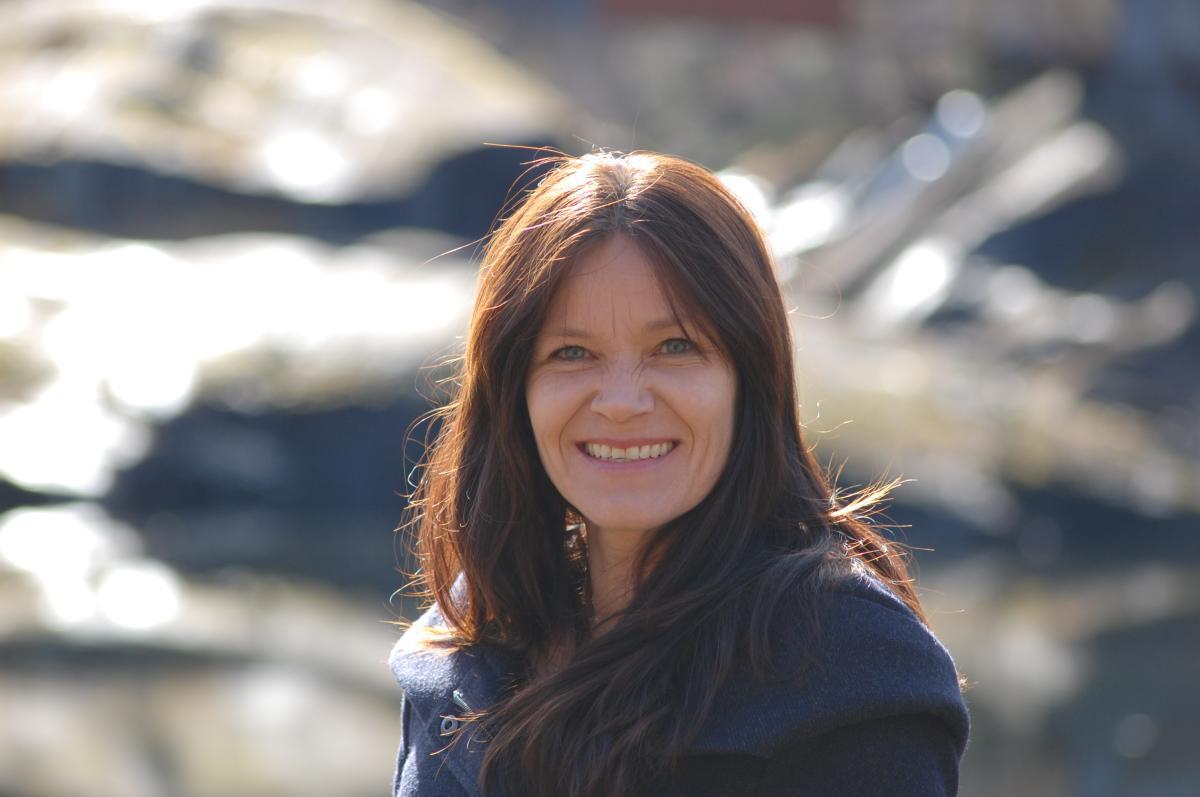 Laila Steine, daglig leder.