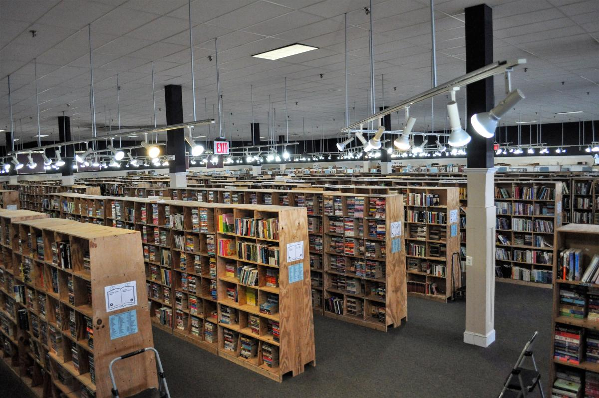 McKay Used Books