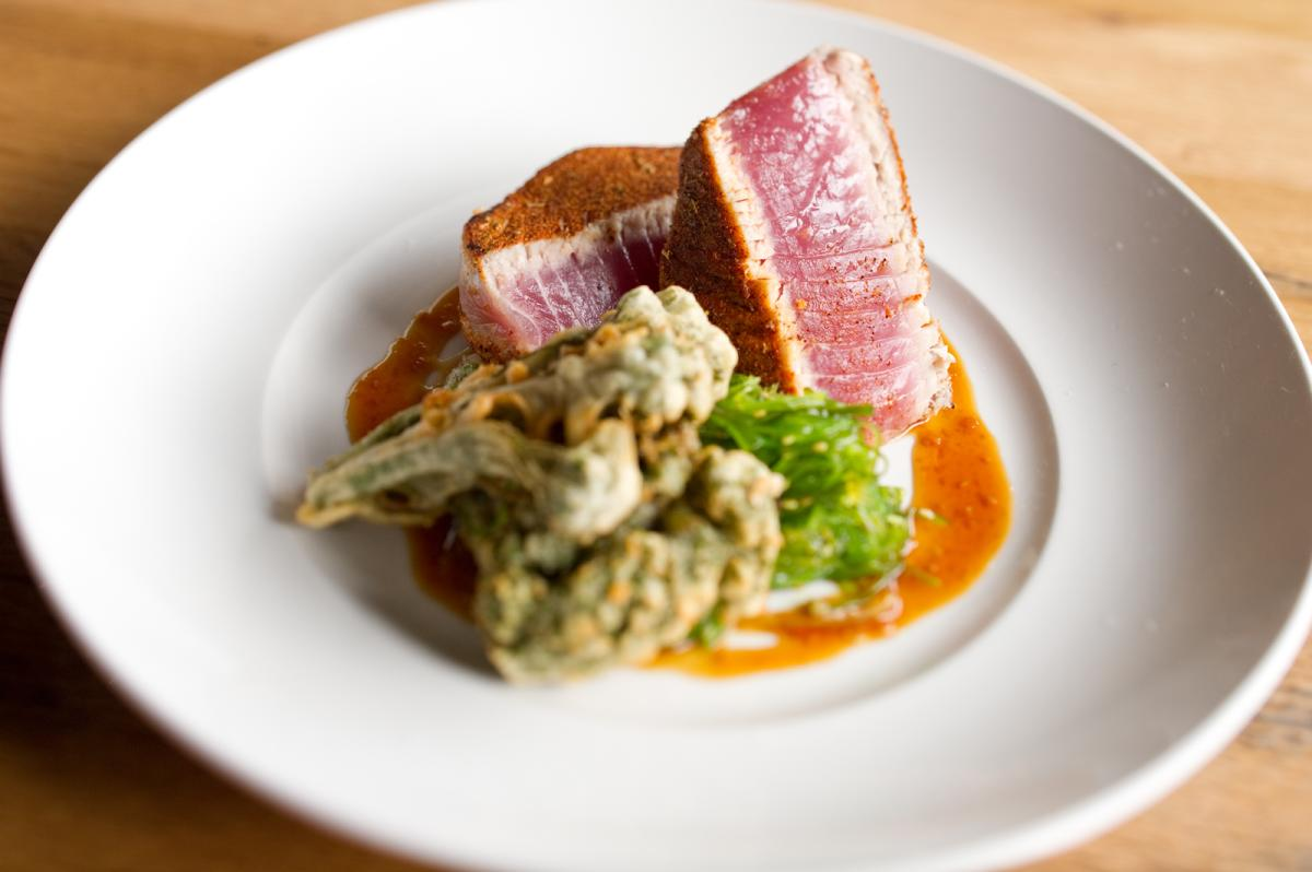Seared Ahi From Grille620