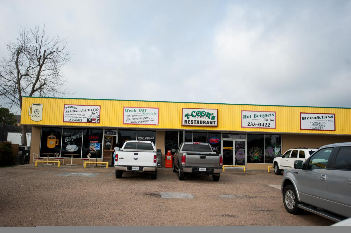 T'Coon's Exterior