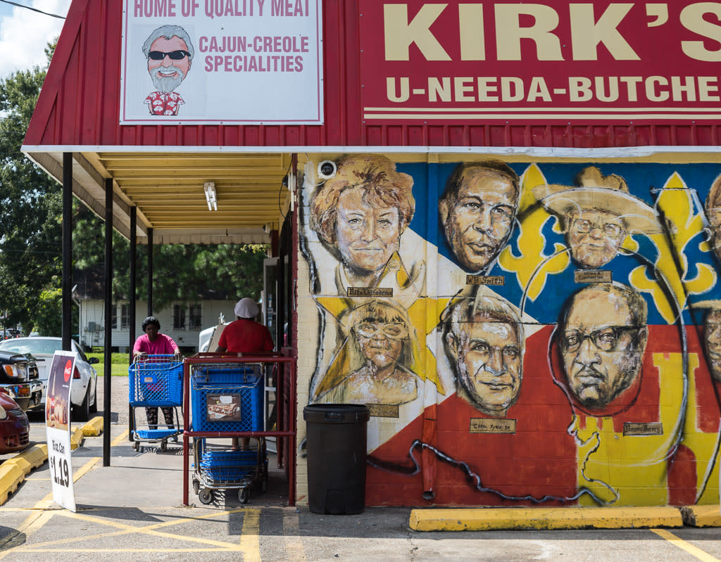 Kirk's U-Needa-Butcher