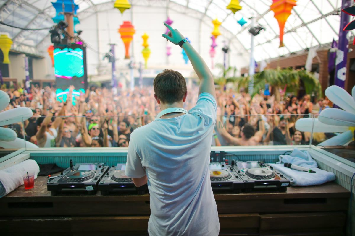 marquee dayclub dome