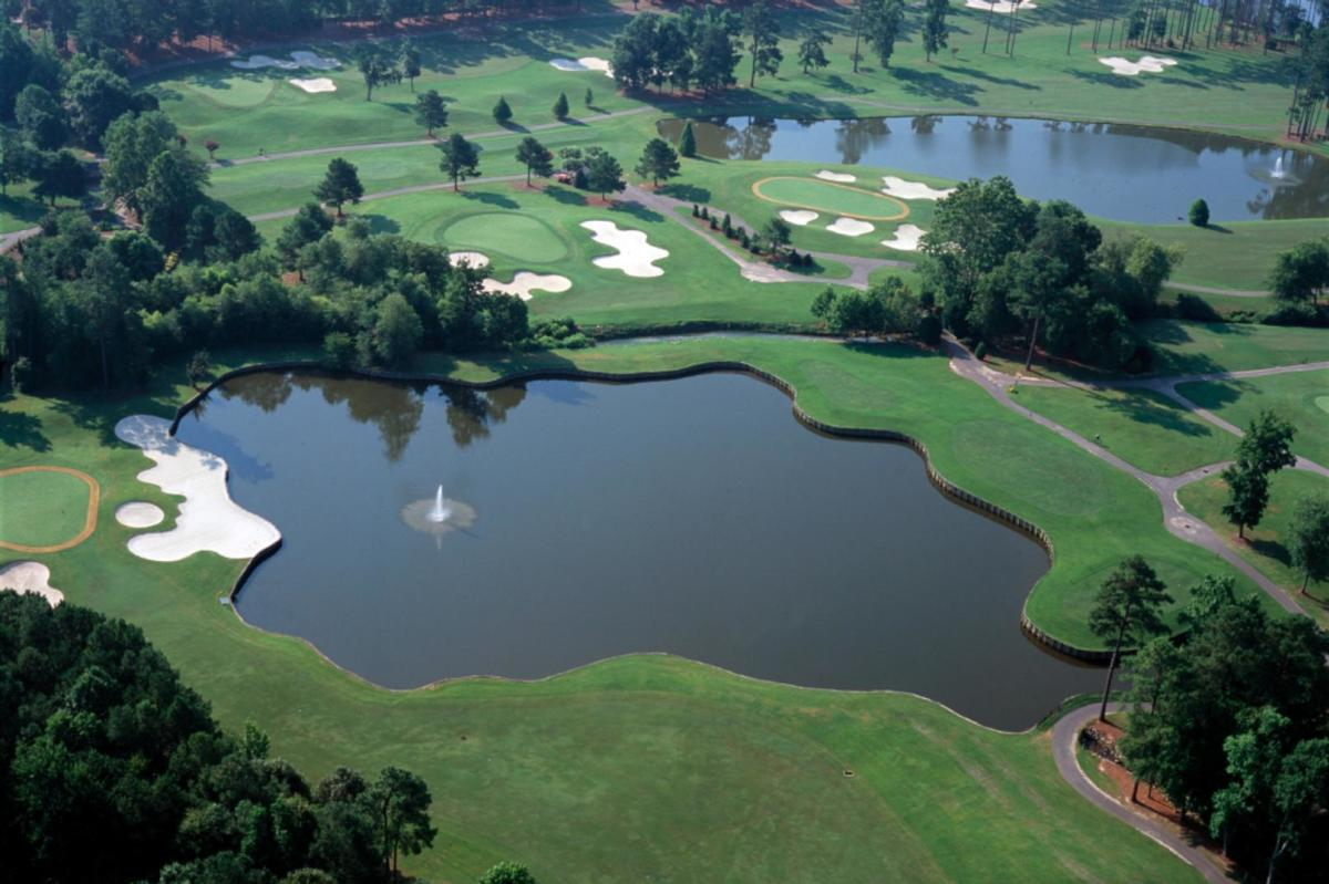 Golf in Greater Raleigh