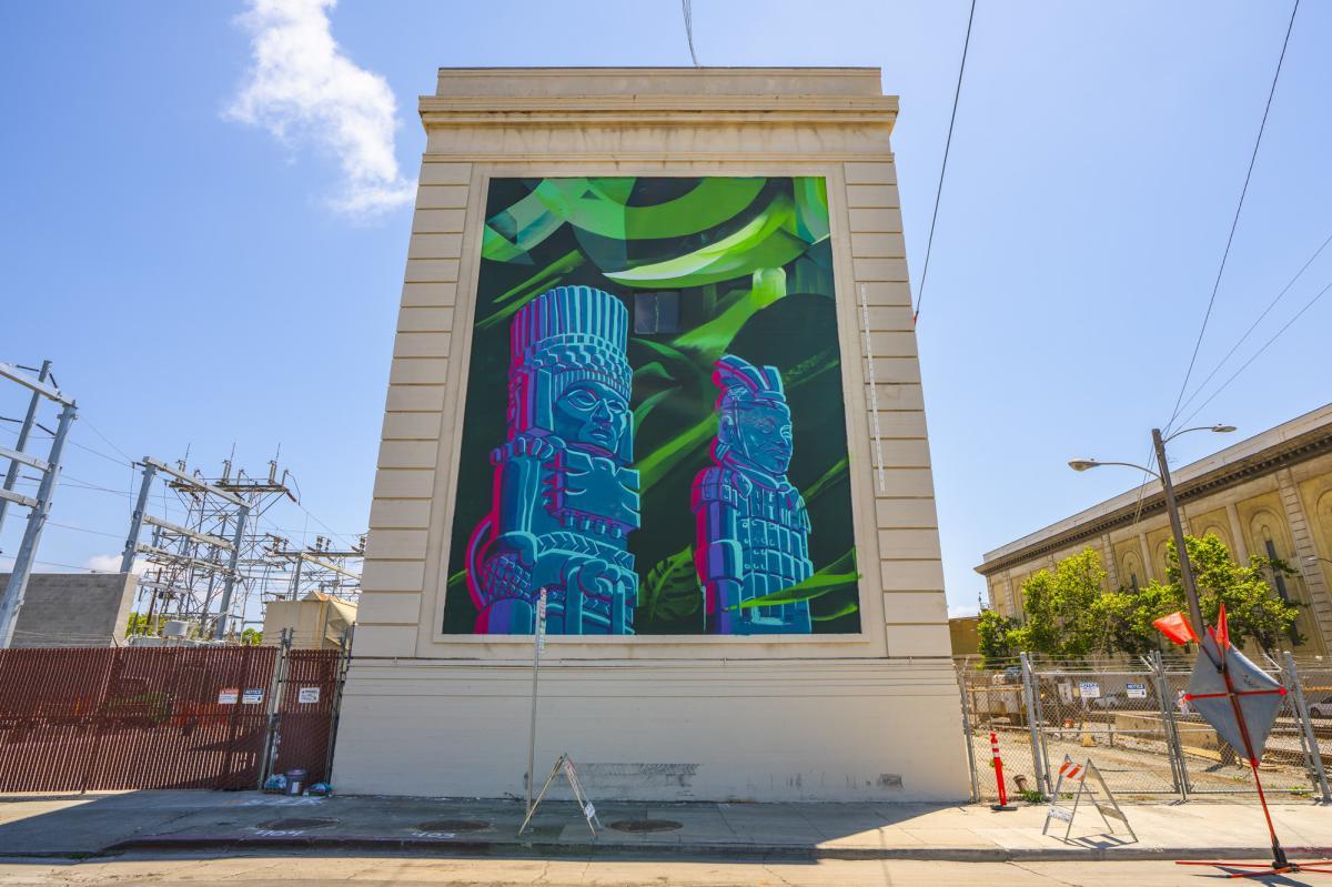Oakland Mural Festival