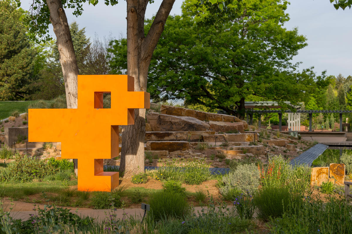 Denver Botanic Gardens\' \'Pixelated\' Sculpture Show | VISIT DENVER Blog