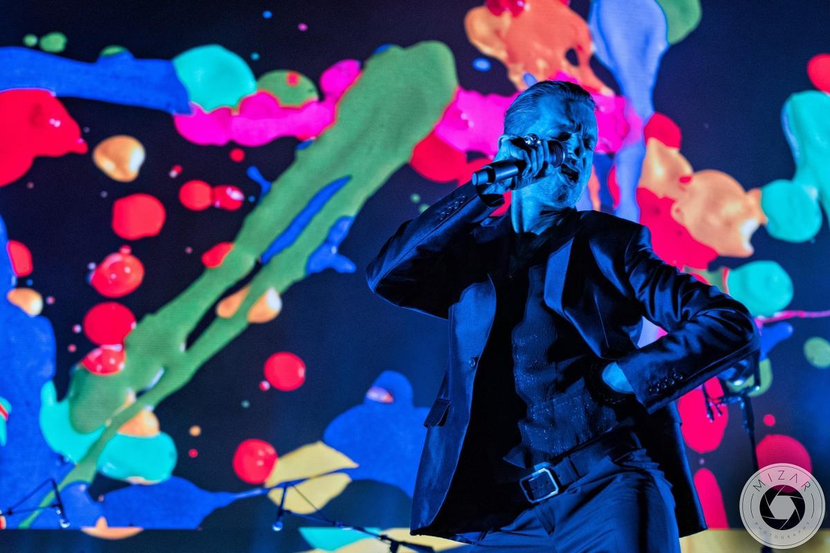Depeche Mode at Usana Ampitheatre
