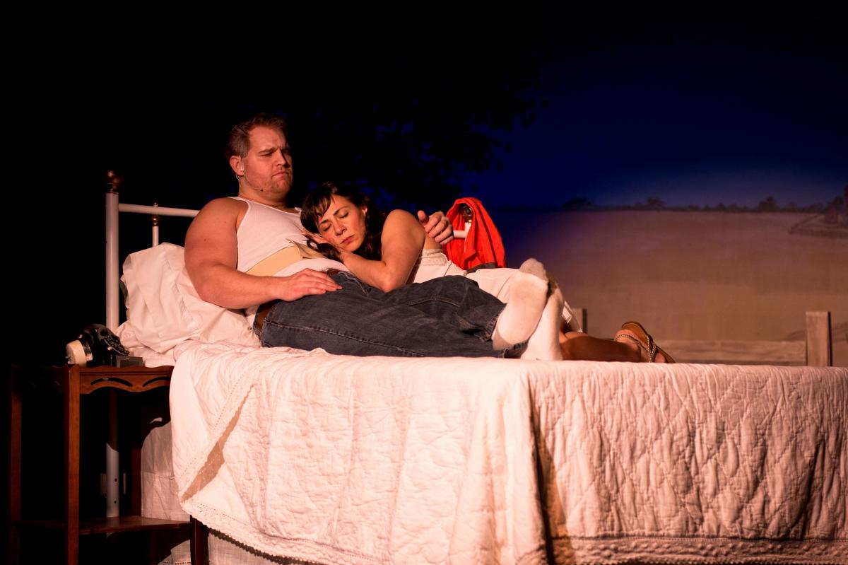 Bridges of Madison County at the Barn Playhouse