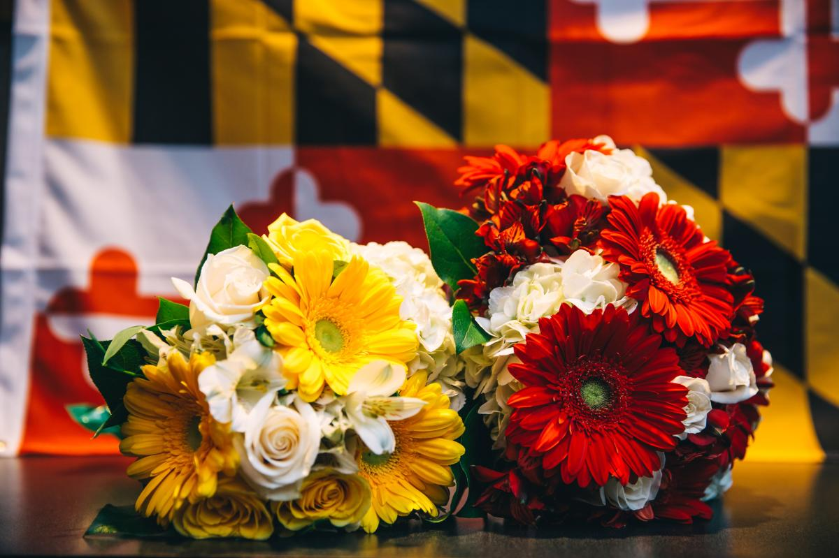 Maryland Wedding Flowers