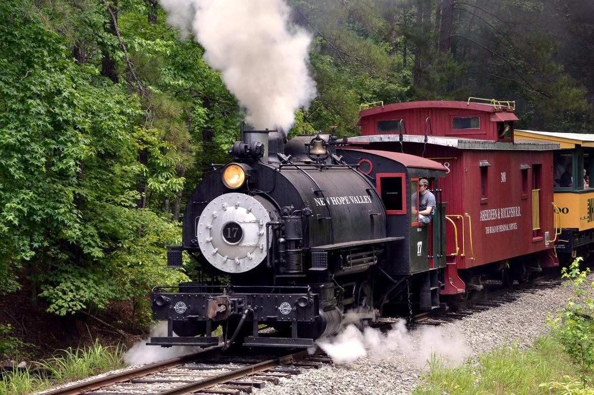 North Carolina Railway Museum & New Hope Valley Railway