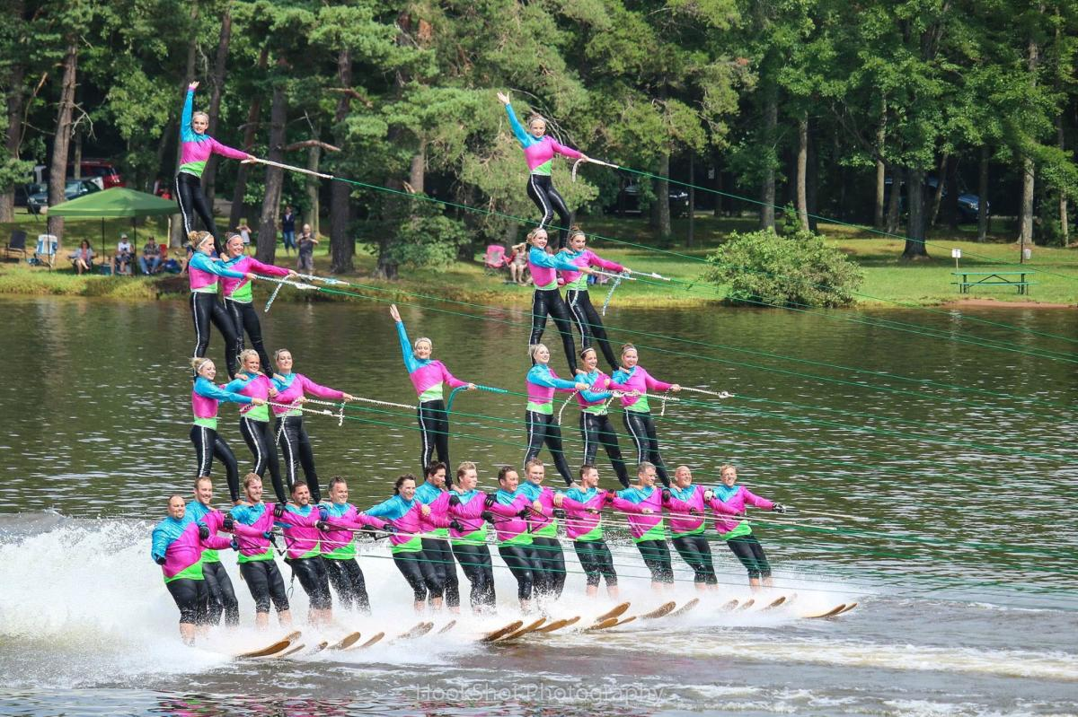 Browns Lake Aquaducks