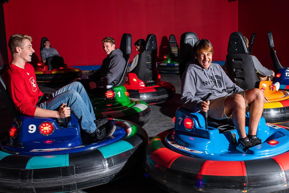 Roseland Family Fun Center - Bumper Cars
