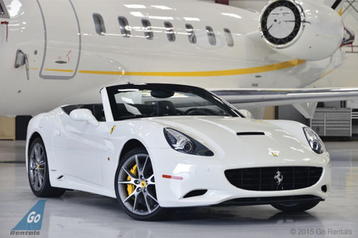 rent exotic cars