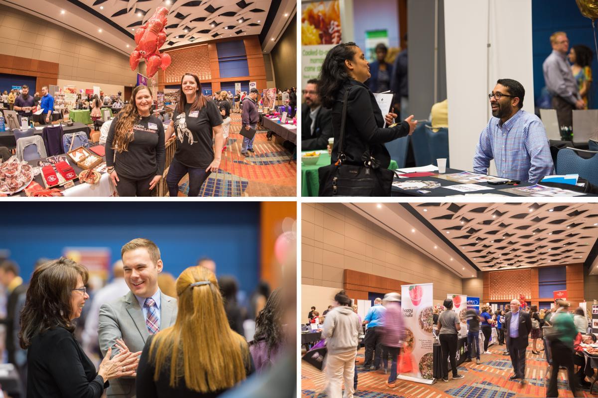 2018 Job Fair photos