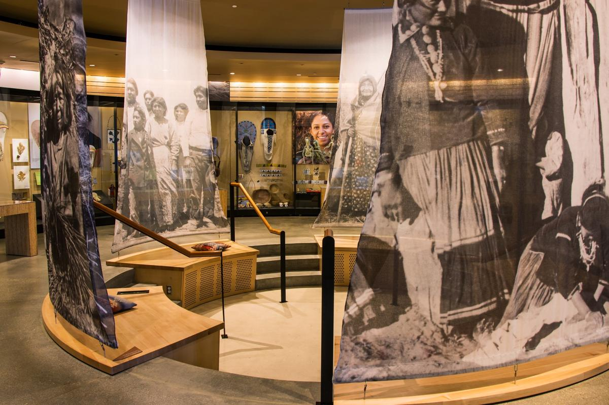 Utah's Native Voices Exhibit