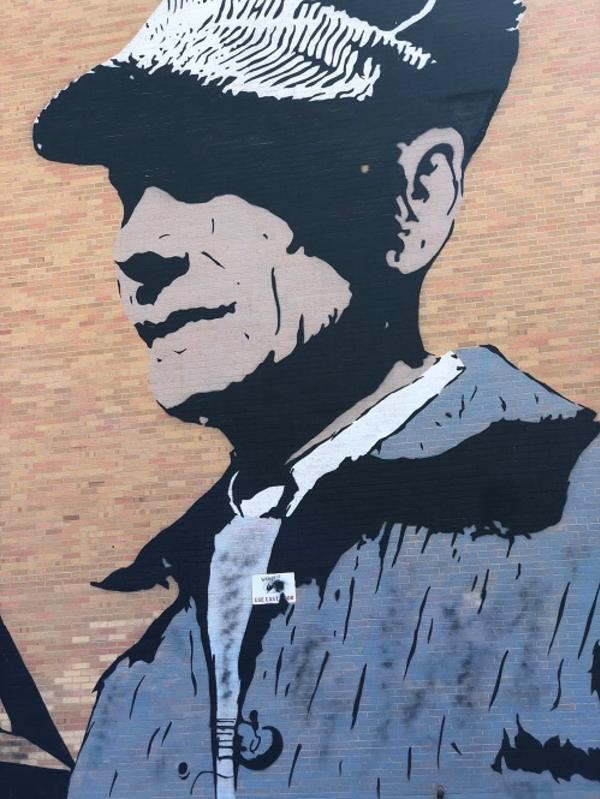 Mural Mosey Conductor