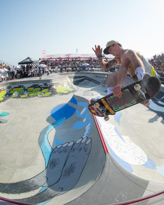 US Open Skate