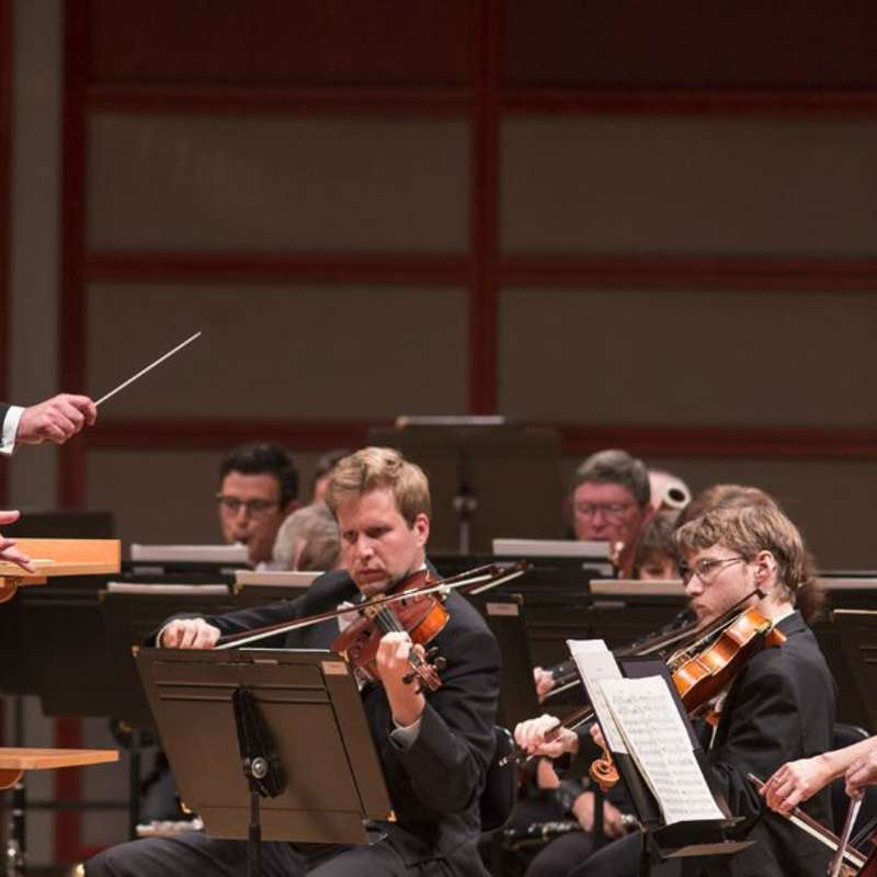Tchaikovsky Serenade - North Carolina Symphony