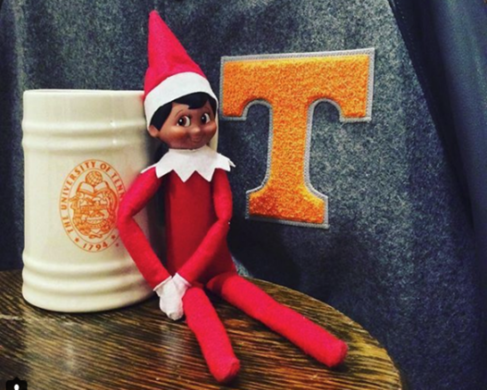Elf on Shelf - UT