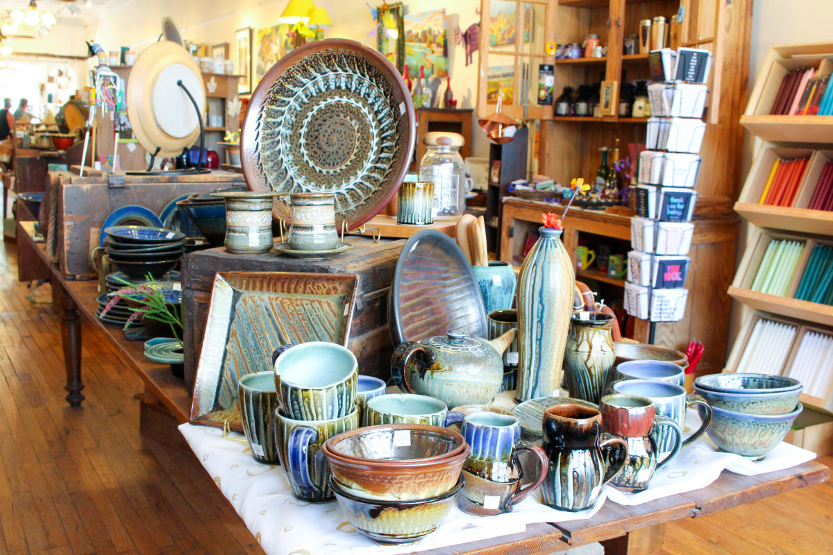 Seven Sisters Craft Gallery
