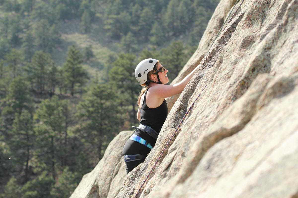 Colorado Wilderness Rides and Guides – Rock Climbing
