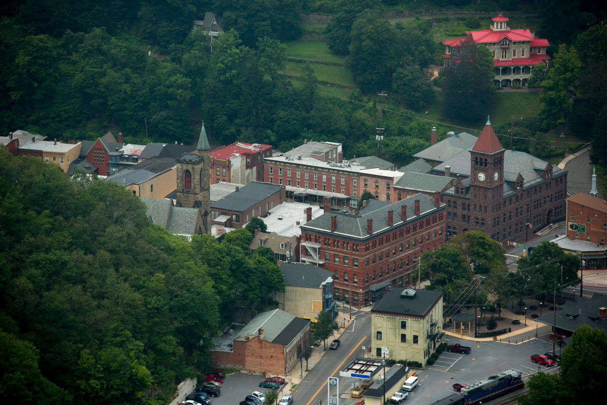 Discover Jim Thorpe in the Pocono Mountains