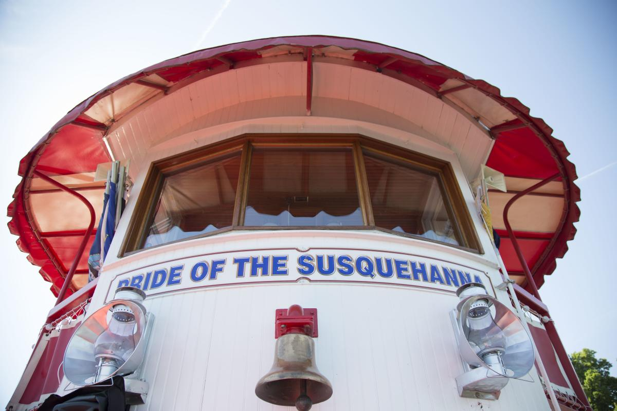Pride of the Susquehanna Captain's Cabin