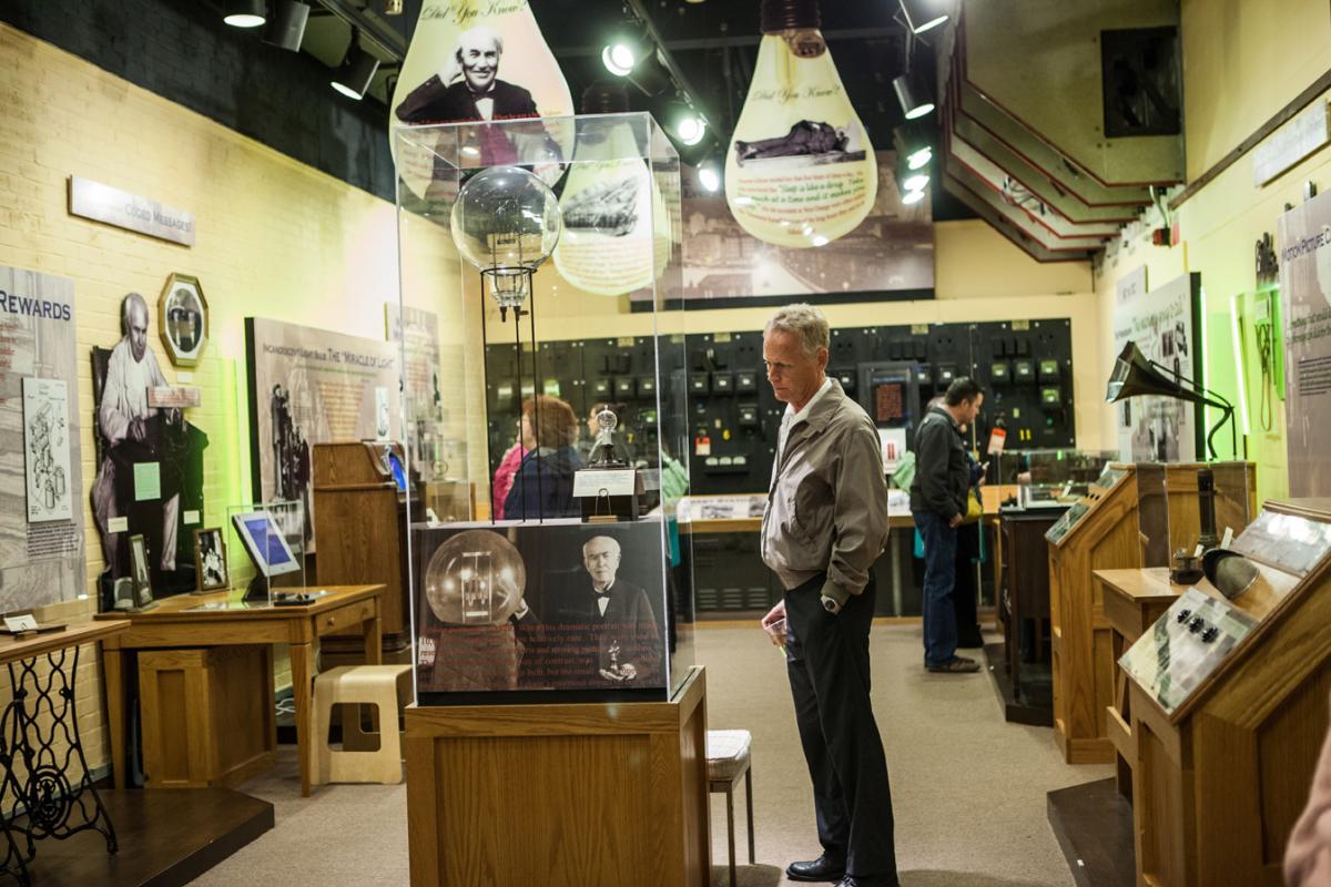 Edison Museum Interior