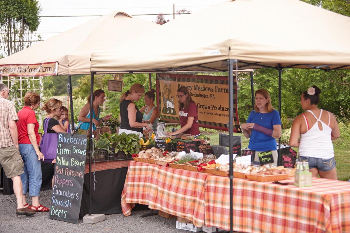 Farm Market in Quakertown