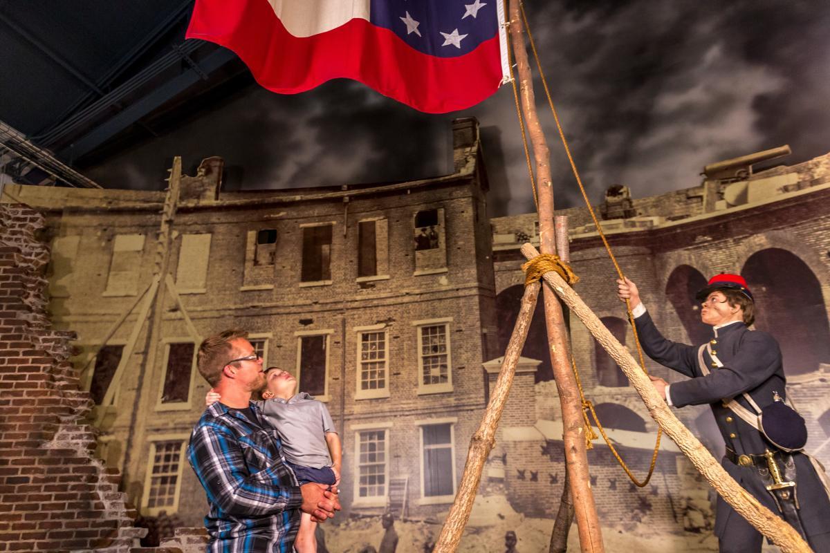 Museums Civil War