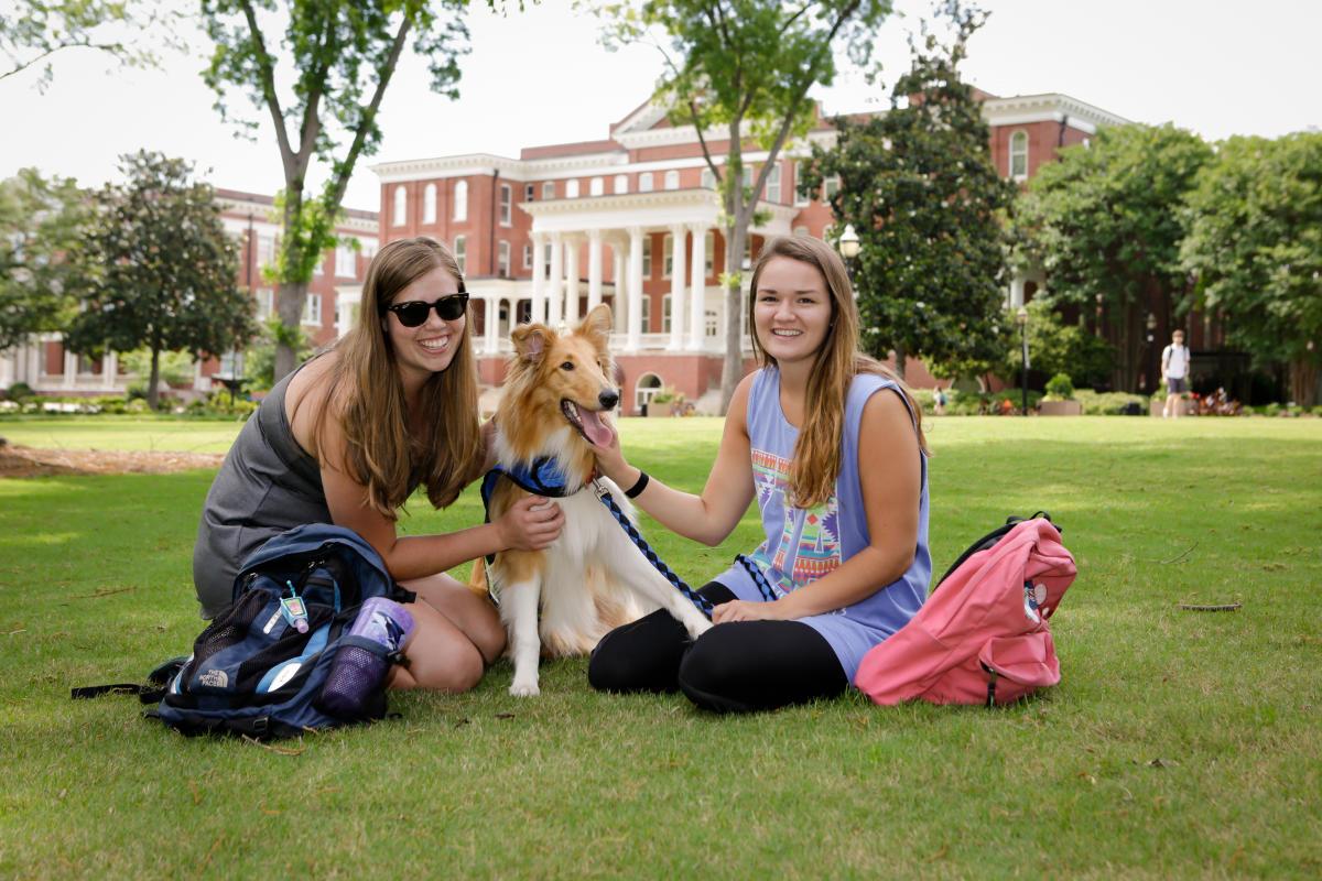 Jackson at Georgia College