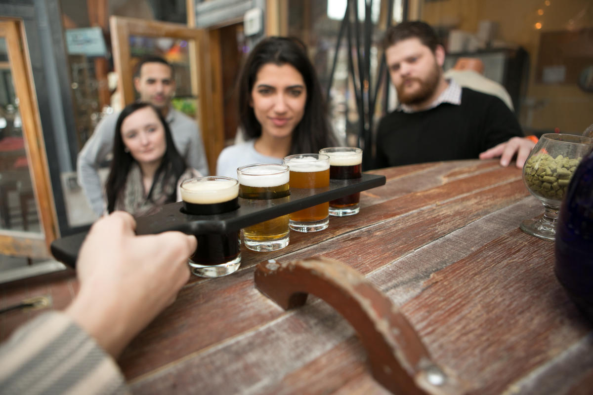 Brewery Tours at Barley Creek in the Pocono Mountains