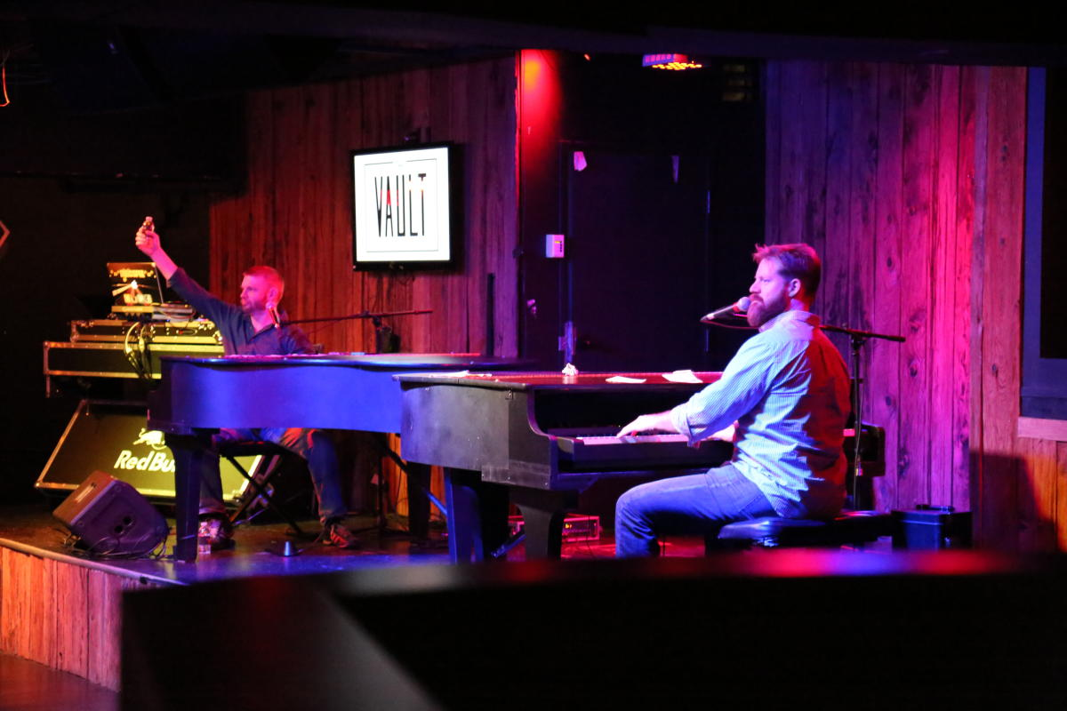 Dueling Pianos at Valley Forge Casino Resort