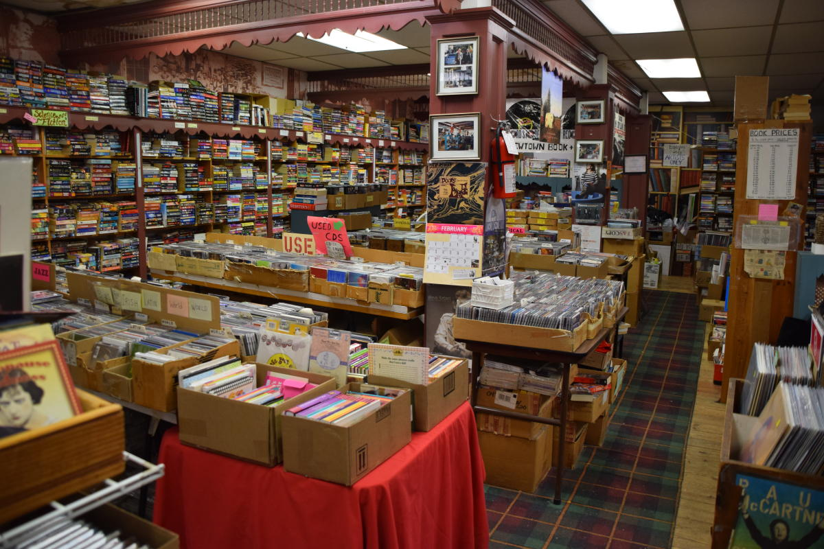 Newtown Book and Record Exchange