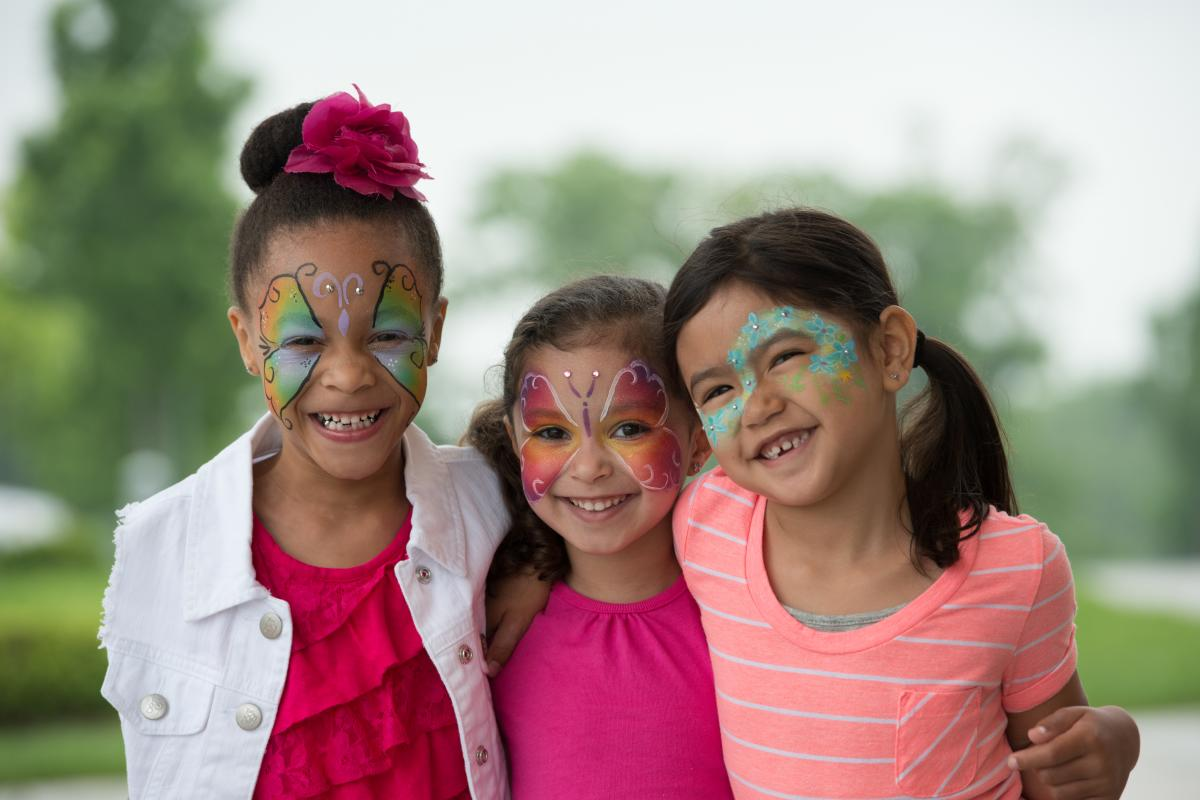 Events - Kids at Festival in Harrisburg